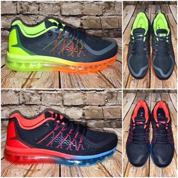 """WOW"" Herren FULL LUFT Sportschuhe / Sneakers"