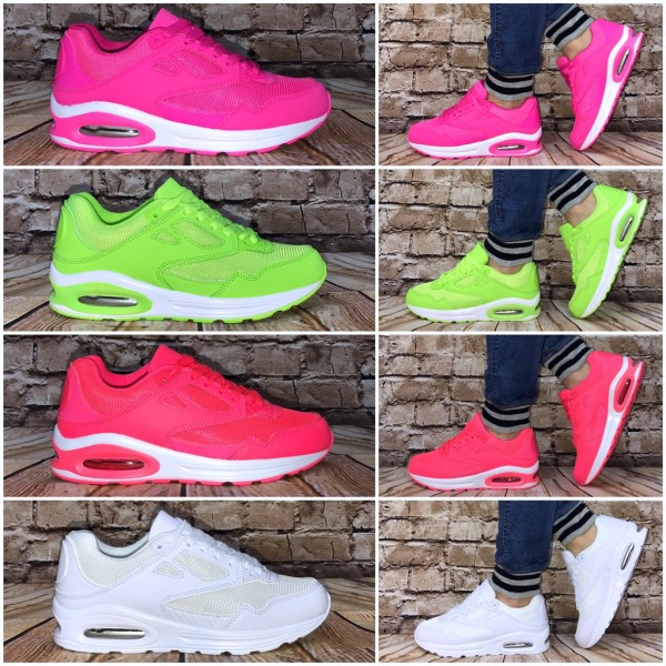 New DOUBLE LUFT Sportschuhe / Sneakers in 4 Farben