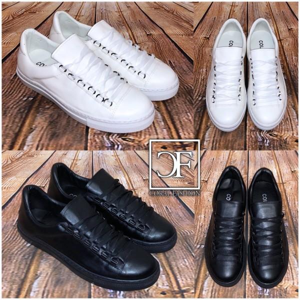 HERREN Fashion LOW CUT Sportschuhe / Sneakers in 2 Farben