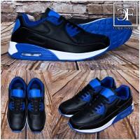 NEW Style Herren AIR Sportschuhe / Sneakers BLAU / Schwarz