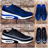Bequeme HERREN Stripe AIR Sportschuhe / Sneakers in 2 Farben