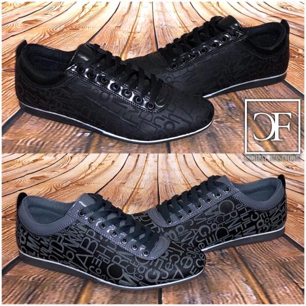 Sportlich Elegante HERREN Schuhe / Sneakers / Sportschuhe WORDS