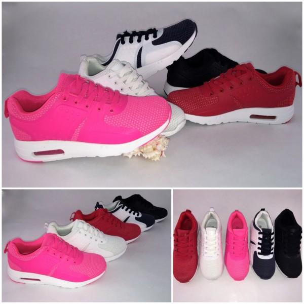 Coole Damen LUFT Sportschuhe / Sneakers