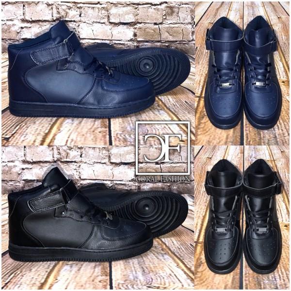 NEW Style HERREN / Unisex Highcut KLETT Sportschuhe / Sneakers in 2 Farben