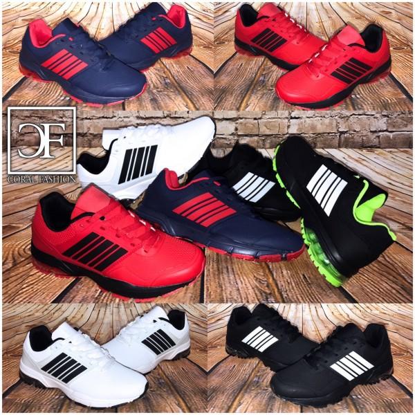 Wow STRIPE HERREN / Unisex LUFT Sportschuhe / Sneakers in 5 Farben