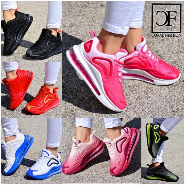 UFO Full LUFT Damen Sportschuhe / Sneakers in 6 Farben